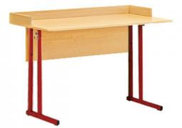 Стол ученический с бортом