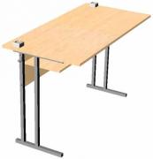 Стол ученический для кабинета физики