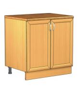 Стол кухонный 2-х дверный
