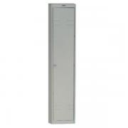 Шкаф для раздевания 1-но секционный металлический